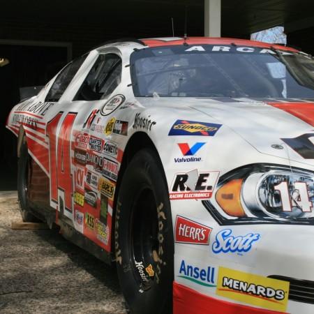 Ryan Heavner 2015 ARCA Racing Car