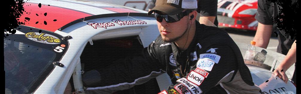 Ryan Heavner ARCA Driver Website Link
